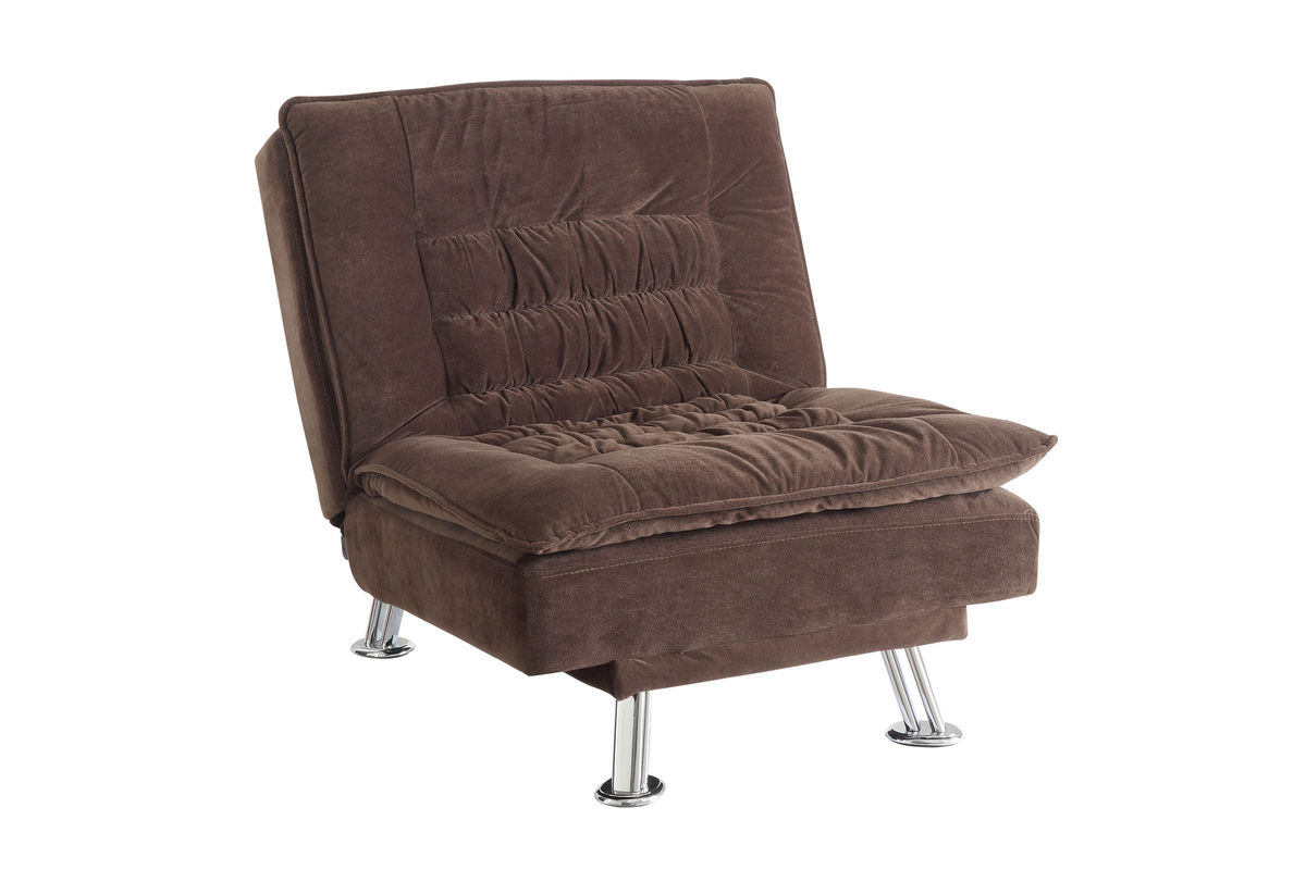 chair that converts to a bed howard elliott puff lyell convertible 300412 at gardner white