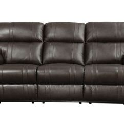 Leather Sectional Sofas With Power Recliners Sofa Chaise Longue Cama Baratos Houston Reclining At Gardner White