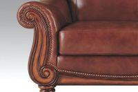 Dillion All Leather Sofa at Gardner-White