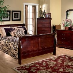 Gardner White Living Room Sets Paint Colors For Large Rooms Louis 5-piece Queen Bedroom Set At Gardner-white