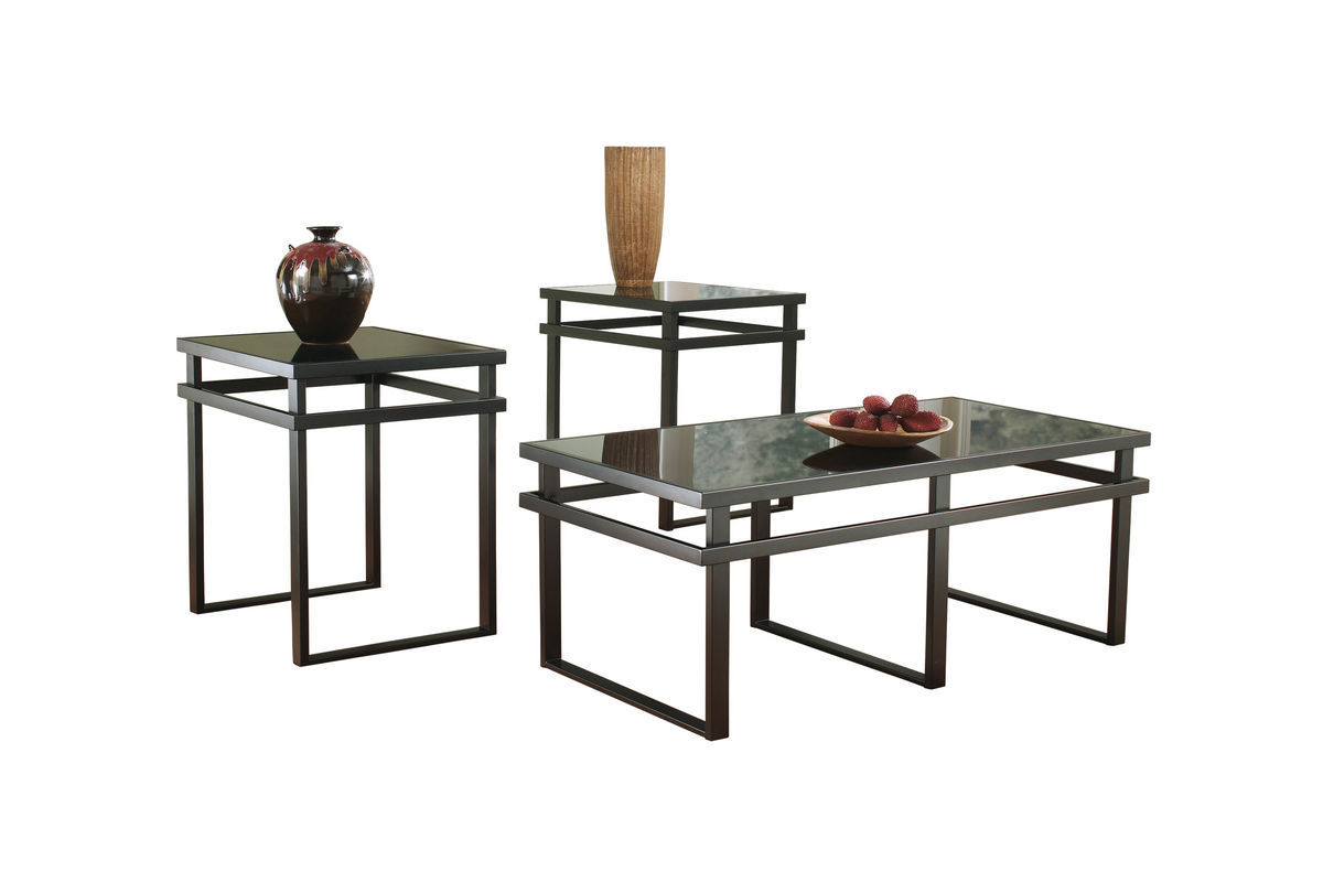 Laney Occasional Table Set By Ashley At Gardner White