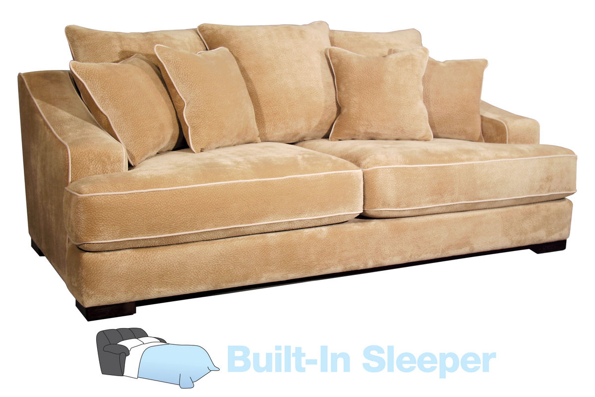 queen sleeper sofa sectionals ashley sale cooper microfiber at gardner white