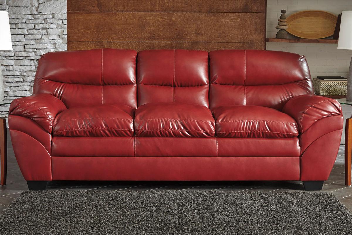 bonded leather sofa and loveseat u love studio city carlton at gardner white