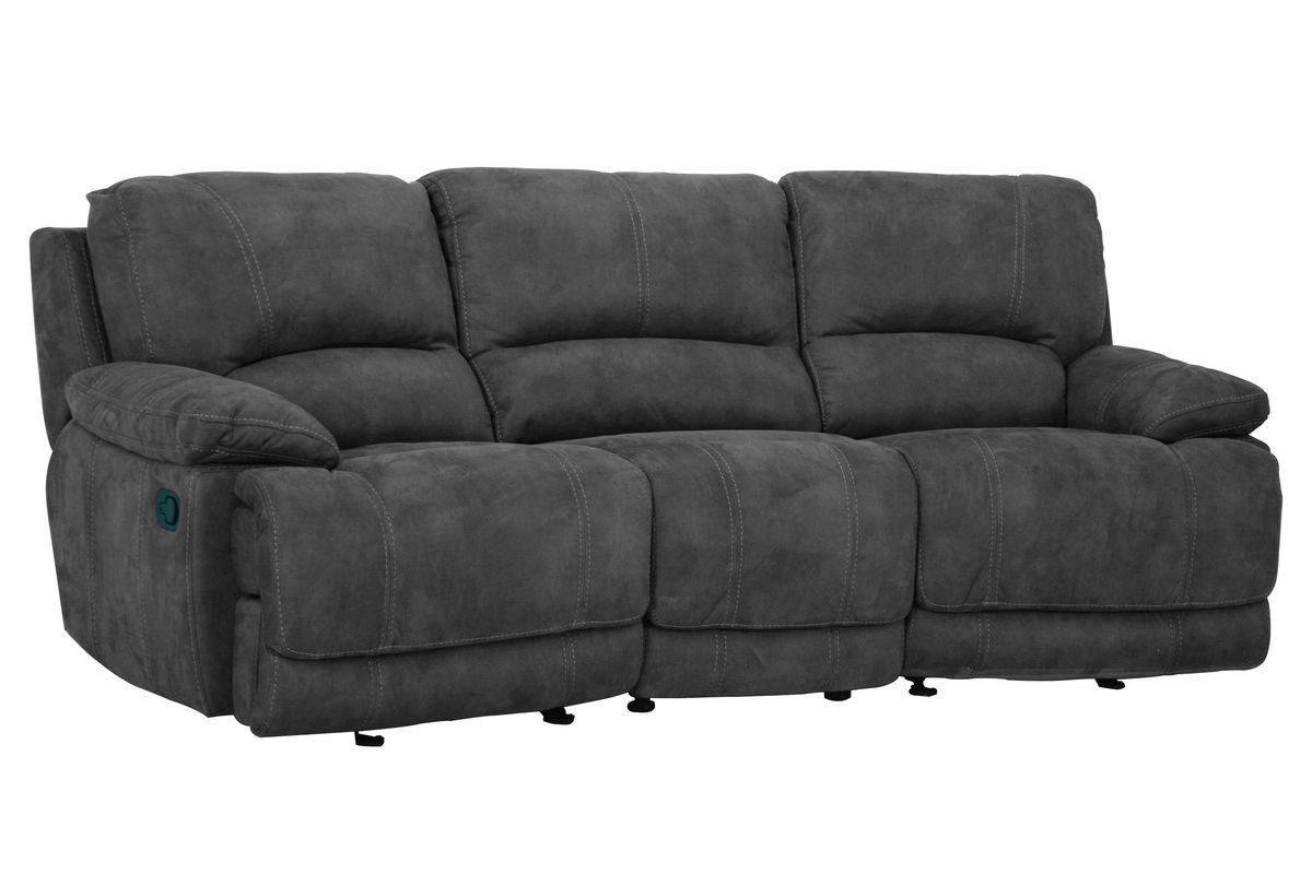 microfiber sofa and loveseat recliner arhaus cushion replacement victor reclining