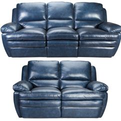 Power Reclining Leather Sofa Sets Ligne Roset Smala Bed Mazarine 43 Loveseat At
