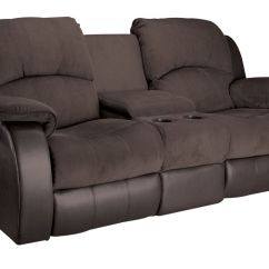 Microfiber Sofa And Loveseat Recliner Picture Gallery Lorenzo Reclining With Console