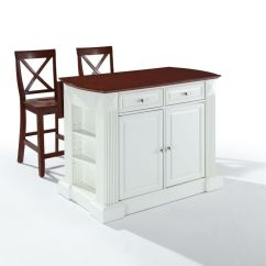 Kitchen Island With Drop Leaf Clearance Wall Cabinet Coventry Breakfast Bar Top In