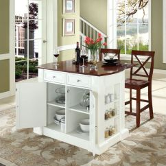 Kitchen Island With Drop Leaf Clearance Kitchens For Sale Coventry Breakfast Bar Top In