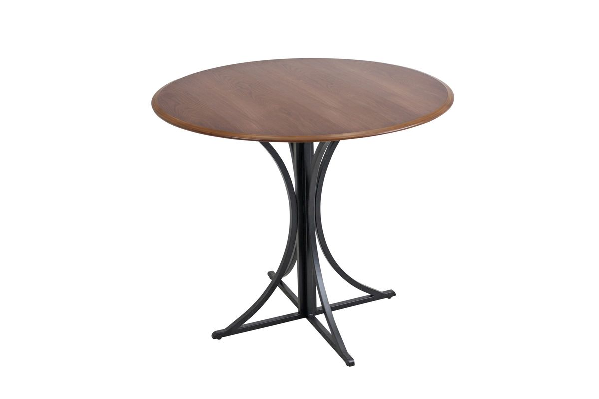 Boro Dining Table In Black By LumiSource At Gardner White