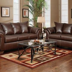 Bailey Leather Sofa Bed Cana And Loveseat At Gardner White