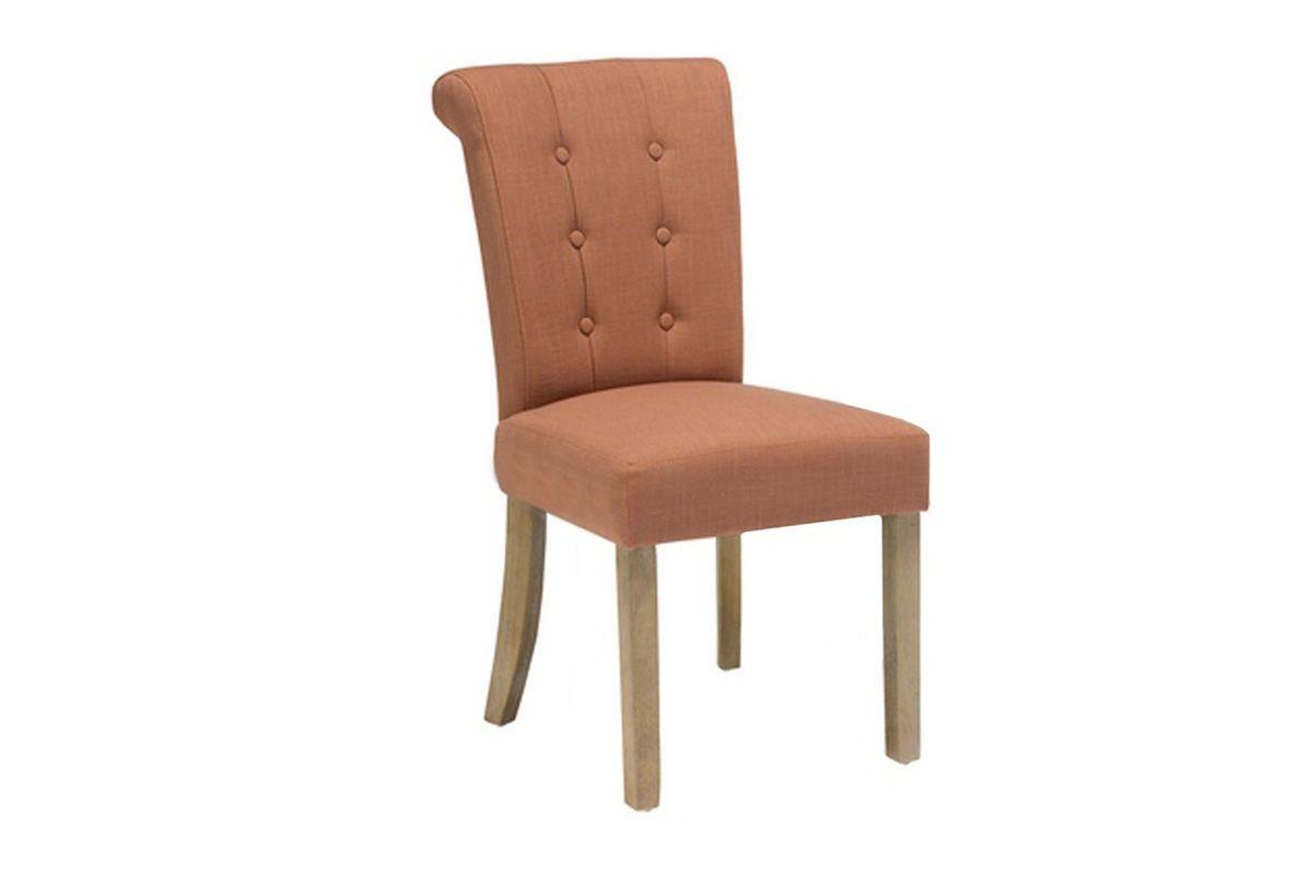 Tristan Orange Dining Chair at GardnerWhite