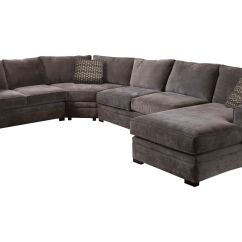 Left Arm Sofa Sectional Rv Bed Mattress Replacement Breeze With Facing Loveseat At Gardner