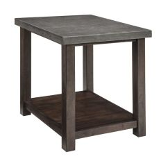 Gray Chair Side Table Tables And Chairs For Rent In Orlando Starmore End Brown By Ashley