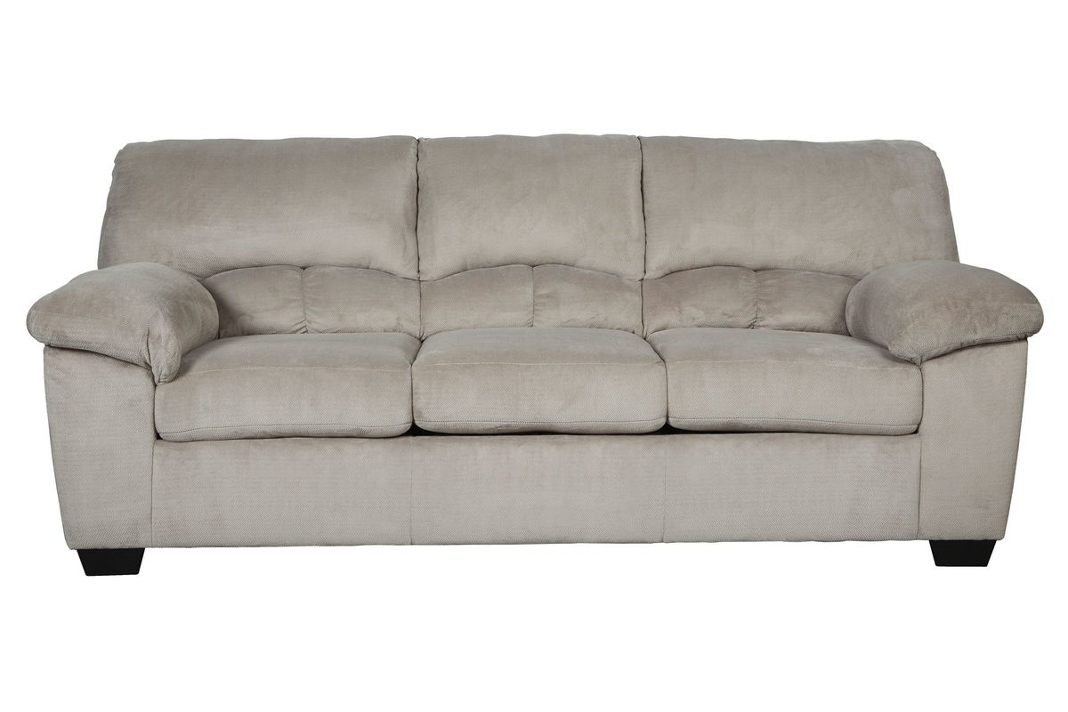 white microfiber sectional sofa entertainment truffle at gardner