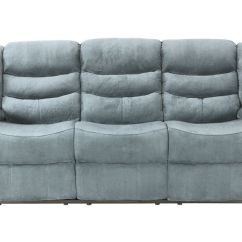 White Reclining Sofa And Loveseat Skirted Slipcover Newark 43 Recliner At Gardner