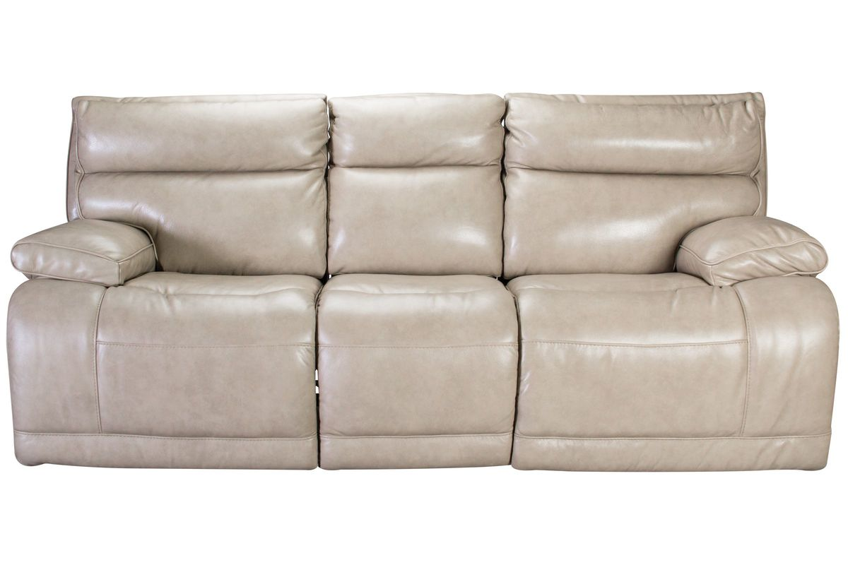 white leather sectional sofa with recliner and chaise power reclining home the honoroak