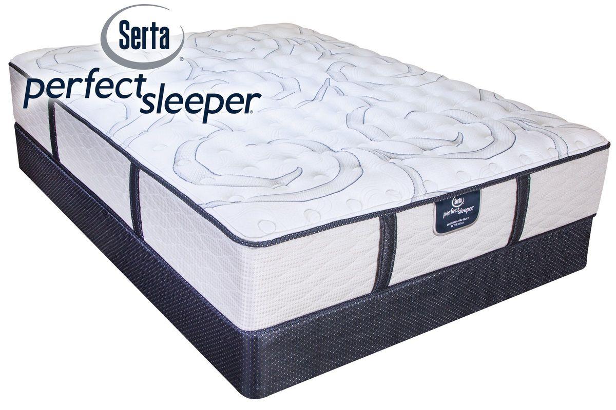 Serta Perfect Sleeper Brantfield Firm Queen Mattress