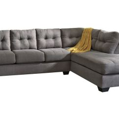 Right Arm Facing Sofa Left Chaise Bed Repair Parts Malo Sectional At Gardner White