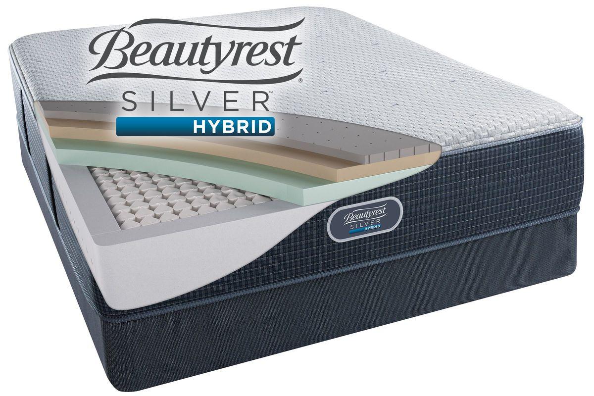 Beautyrest Silver Hybrid Harbour Beach Ultimate Plush