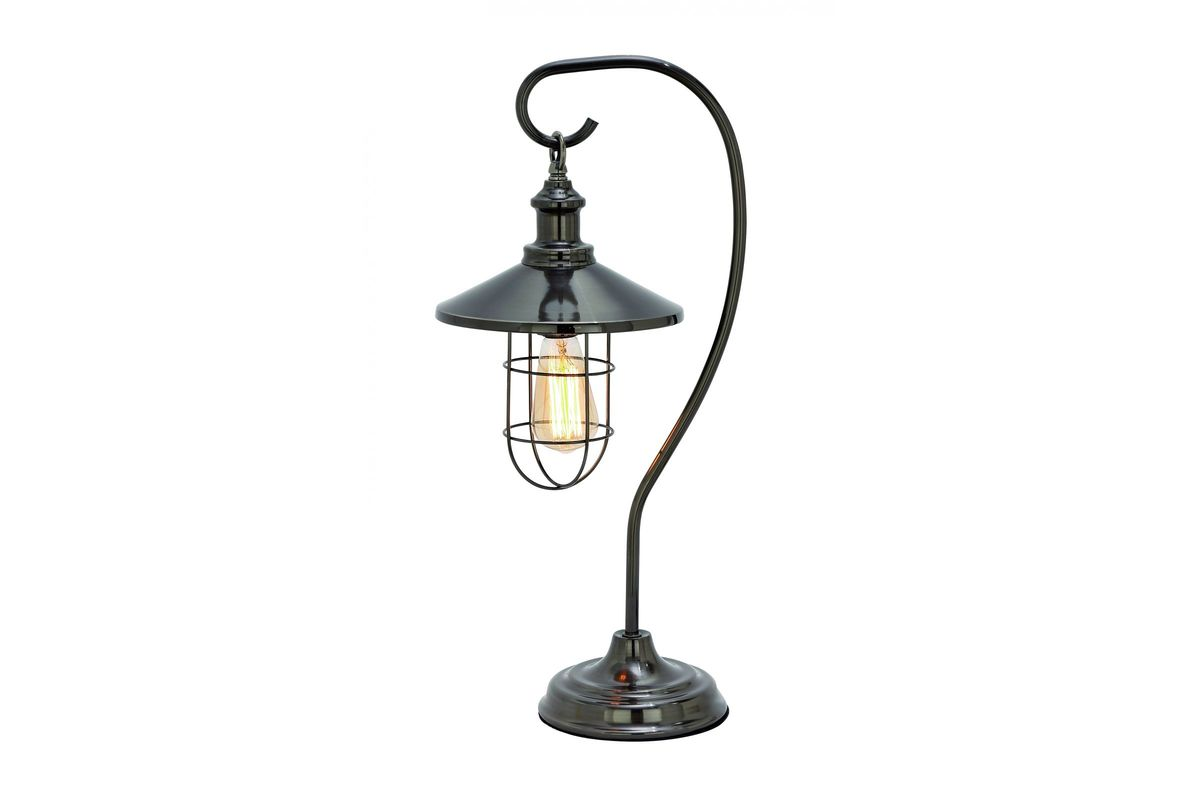 Rustic Reflections Hanging Table Lamp by UMA