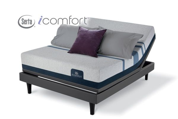 Serta Icomfort Blue 300 Xt Firm King Mattress Gardner-white