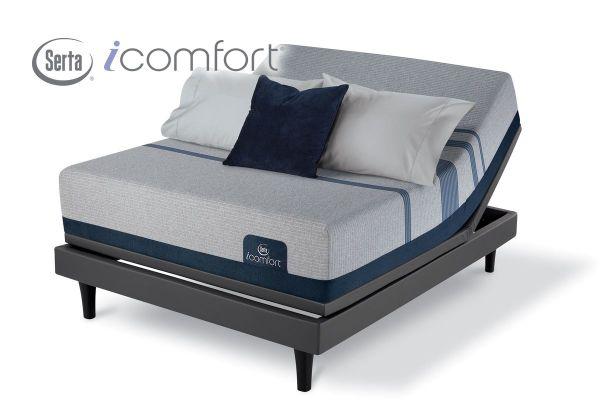 Serta Icomfort Bluemax 1000 Plush King Mattress Gardner-white