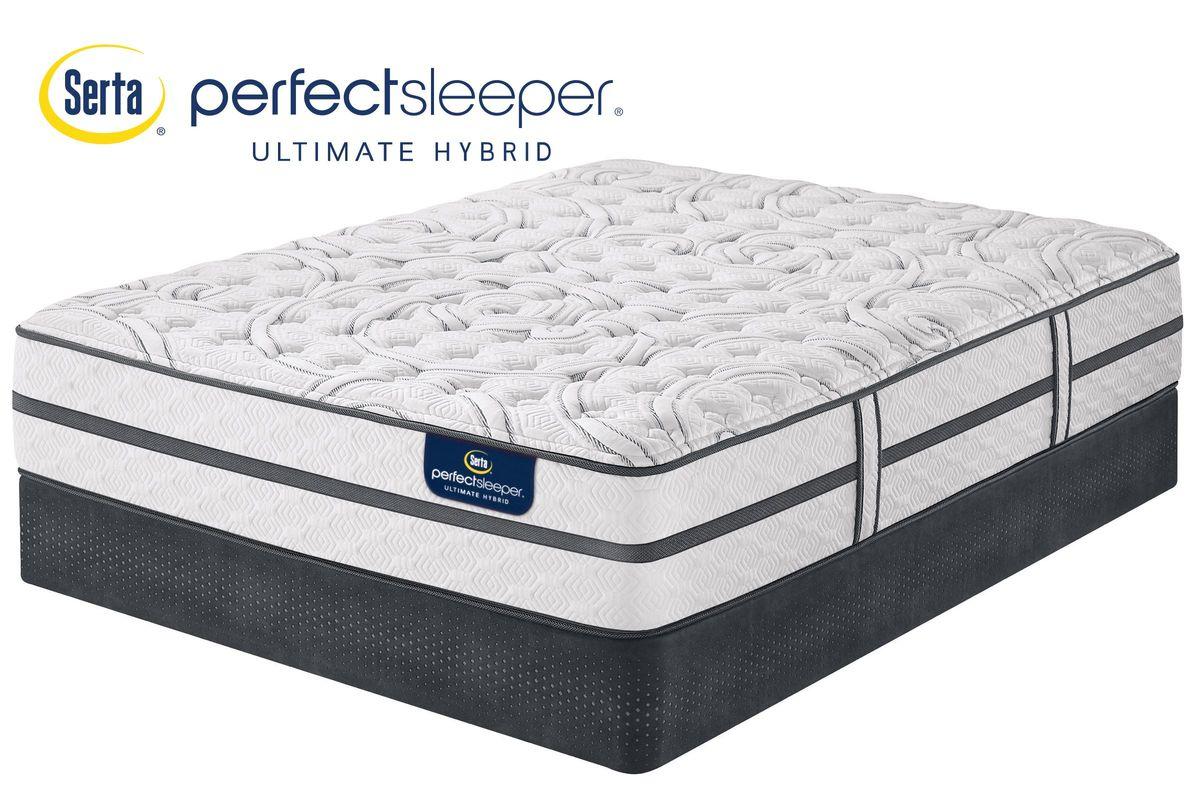 Serta Perfect Sleeper Ultimate Hybrid Ramsden Luxury