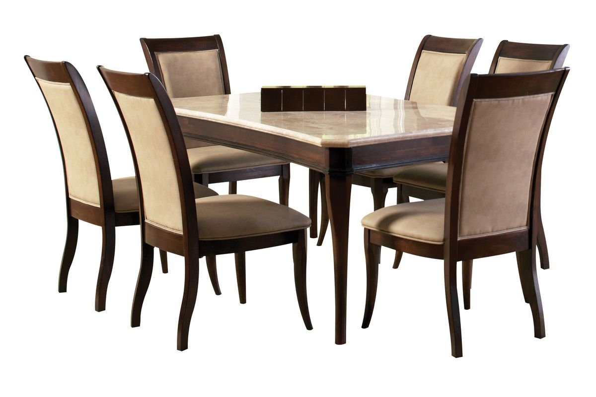 white 6 chair dining table overstock com chairs 2 marseille 43 side at gardner