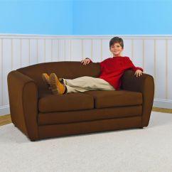 Kangaroo Tween Sleeper Sofa Ashley Jayron Reviews In Bison By Trading Co At