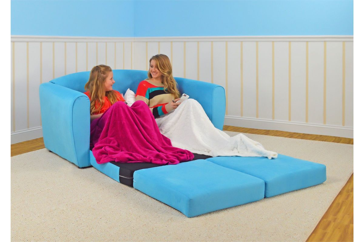 tween flip sofa karlstad bed assembly instructions sleeper pebbles kangaroo trading co