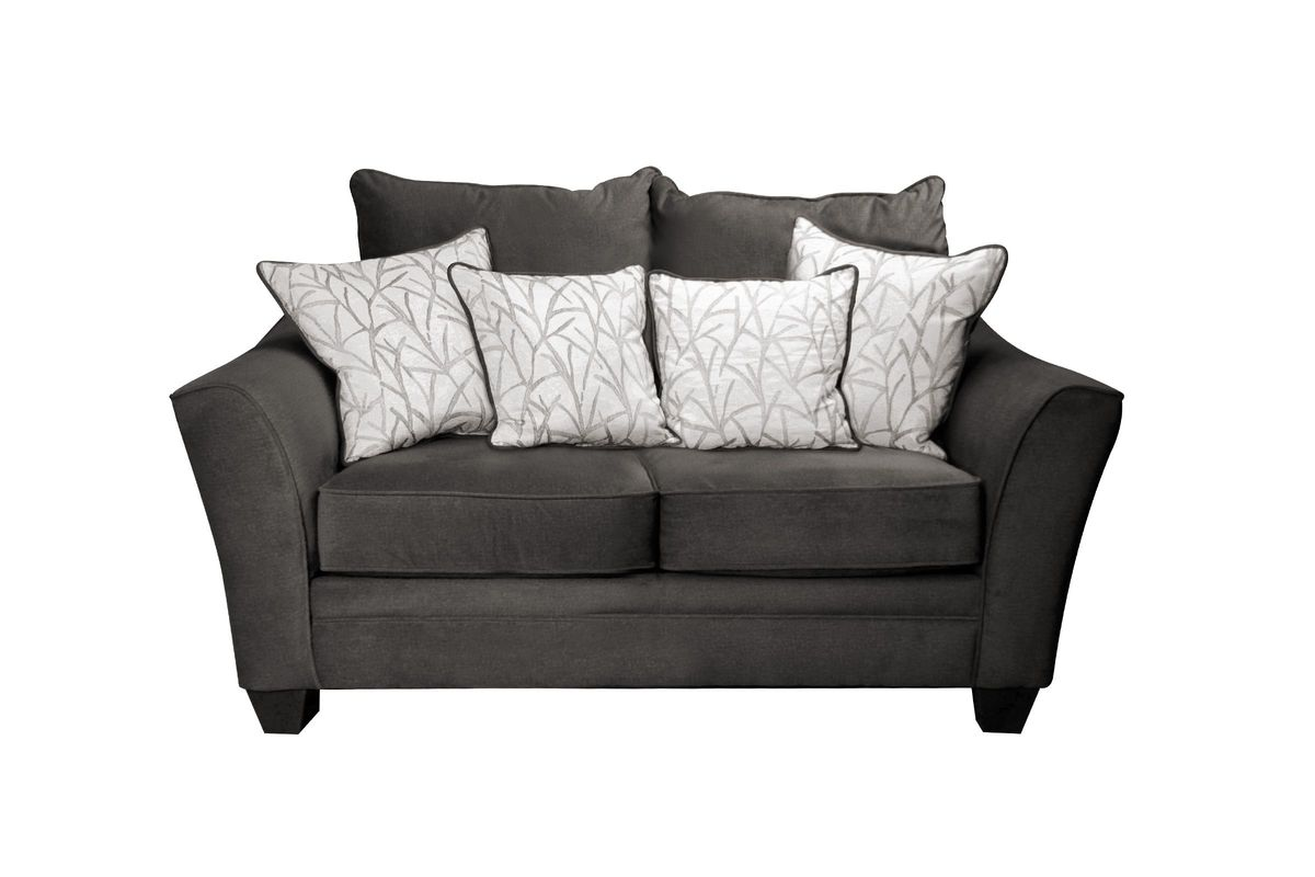 cosmo black leather sofa power reclining made in usa 3 seater grey urbano interiors thesofa
