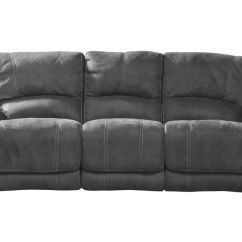 Microfiber Sofa And Loveseat Recliner Red Natuzzi Leather Victor Reclining At Gardner White