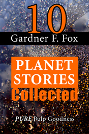 gardner f fox planet stories pulp kurt brugel collection amazon kindle
