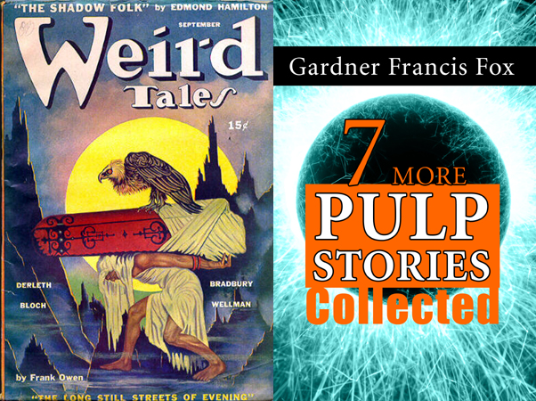 gardner francis fox adventure library paperback weird tales weirds of the woodcarver ebook novel kurt brugel