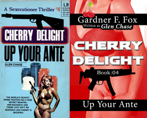Cherry Delight up your ante gardner francis fox ebook paperback novel kurt brugel kindle library sexpionage spygirl kurt brugel glen chase