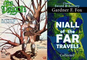 Niall of the Far Travels gardner francis fox ebook paperback novel kurt brugel kindle library shadow of a demon sword and sorcery kurt brugel
