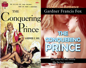 the conquering prince gardner f fox ebook pulp paperback novel kurt brugel kindle gardner francis fox men's adventure library sword and sorcery erotica sleaze
