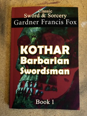 Proof copy Giveaway gardner f fox ebook pulp paperback novel kurt brugel kindle gardner francis fox men's adventure library  sword and sorcery erotica sleaze