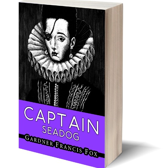 "Captain Seadog – Blog #001 of the 160 ""Pretty faces"" book cover Challenge"