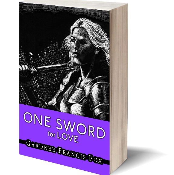 "One Sword for Love – Blog #007 of the 160 ""Pretty Faces"" book cover Challenge"