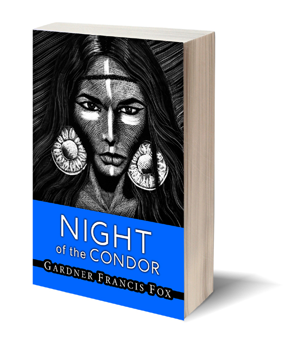 Nick Carter Killmaster #231 Night of the Condor Kurt Brugel scratchboard art book cover