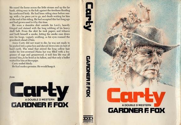 Original book cover illustration by Steven Laughlin 1977