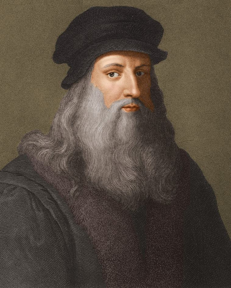 Leonardo Da Vinci The Wizard