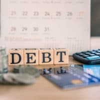 WHAT HAPPENS TO CREDIT CARD DEBT IN A DIVORCE?