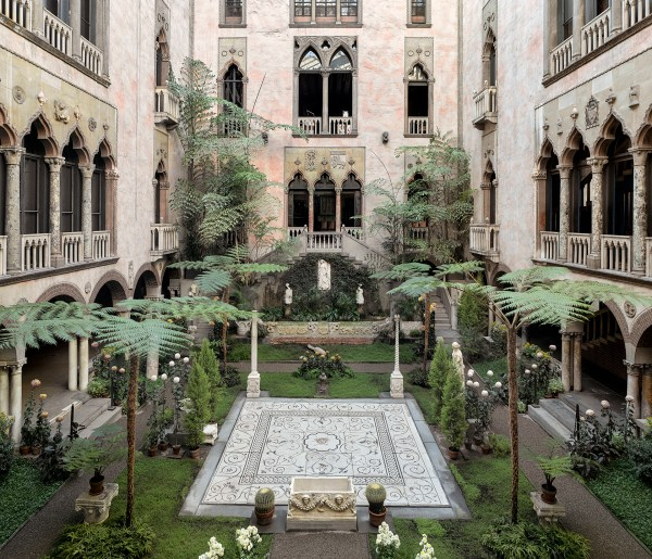 Isabella Stewart Gardner Museum Boston