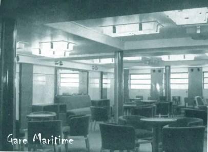 Third Class Lounge