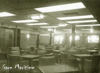 3rd Class Smoke Room