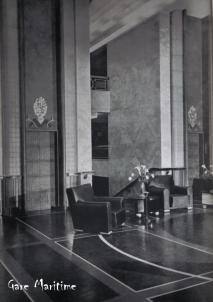 Lobby and Lifts