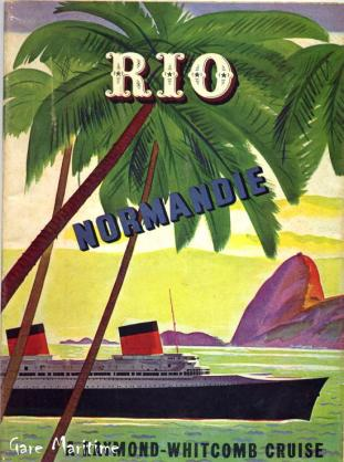 Rio Cruise - Brochure Cover