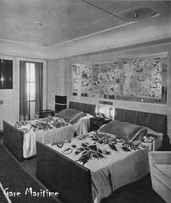 Main Deck - Rouen Suite